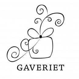 Gaveriet - logo for butikken i Øvre Årdal