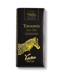 Chocolat origine Tanzanie