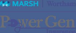 Marsh Wortham Powergen logo