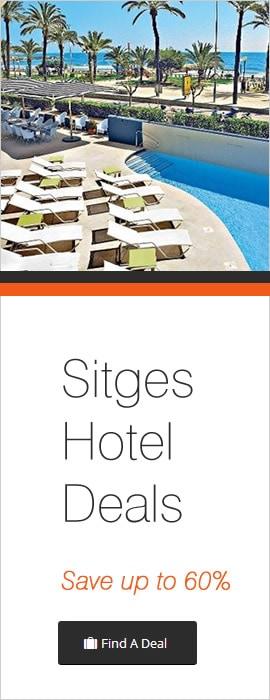 Sitges Hotel Deals