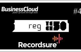 Recordsure RegTech 50 badge