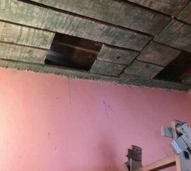 Referencia fúkanej izolácie trámový strop dutina