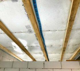Fúkaná izolácia plochej strechy