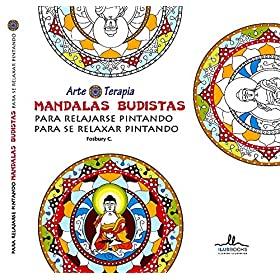 Mandalas budistas dibujos para pintar para adultos