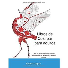 comprar-libros-para-colorear-mandalas-animales-mandalas-de-aves-para-colorear-y-meditar