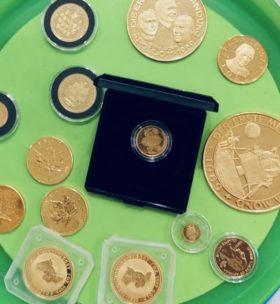 Münzankauf Münzen verkaufen