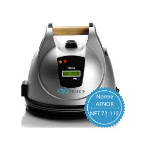 Nettoyeur vapeur 903 Pro desinfecteur vapeur seche avec ou sans contact