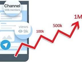 افزایش ممبر کانال و گروه تلگرام