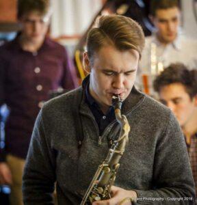 Dermot O'Halloran Sax Saxophone Teacher Toronto