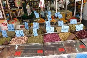 טיול בשוק לוינסקי