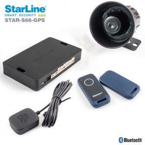 Starline S66-GPS Premium Auto Alarmanlagen Nachrüstung in Berlin