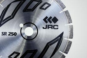 +Serra Diamantada 250mm – Concreto