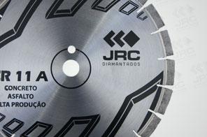 Serra Diamantada 300mm – Concreto