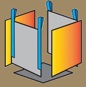 Four-Panel Fibc Bag display image