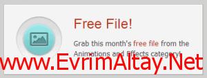 Codecanyon Ücretsiz Dosya