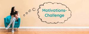 Titelbild der Motivations-Challenge