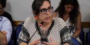 Josefina Mendoza en Diputadps