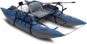 Classic Accessories Colorado XTS Pontoon Boat with Swivel Seat