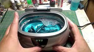 utilisation nettoyeur ultrason bijoux