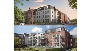 22 Appartementen Berkel Enschot | GHM Steemers Voegwerken