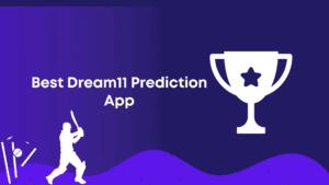 Best Dream11 Prediction App