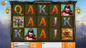 Pirates Charm Pokies