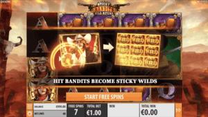 Sticky Bandits Wild Returns Pokies