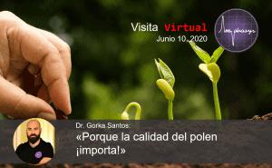 Invitación para la visita virtual