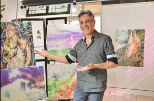 Henrique Vieira Filho - Artista Plástico e Terapeuta Holístico