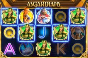 Asgardians Pokie Endorphina