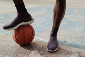 how to get better grip on basketball shoes