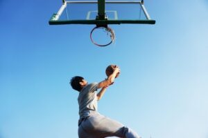 60 inch in ground basketball hoop
