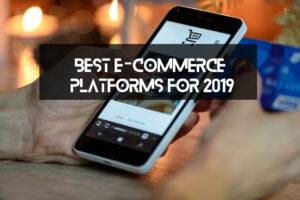 Best ecommerce platform ERP 2