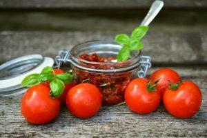 sundried tomatoes