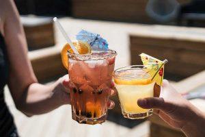 summer cocktails, gluten free