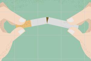 Rauchen-Aufhoeren-ohne-zunehmen
