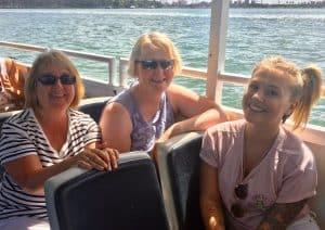 Ali Hemsley - visiting Disney despite chronic illness