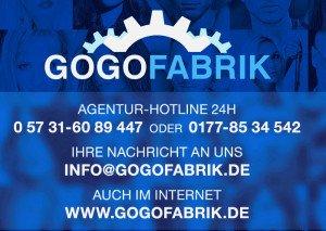 Hotline Nr gogofabrik.de.