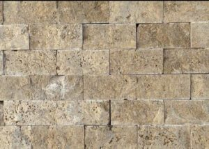 אבן טבעית מבוקעת