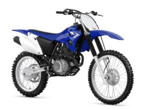 Yamaha beginners dirt bike