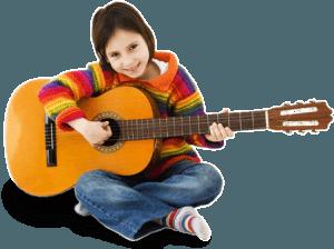 Guitar Lesson Method Kids
