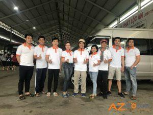 vi vu Vũng Tàu cùng team AZCOACH