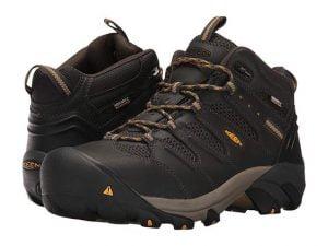 best work boots for sweaty feet