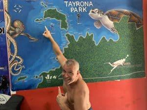Davey Santa Marta