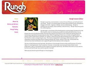 Rungh Magazine 2004