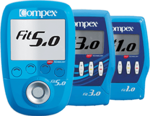 gamme complète compex fitness