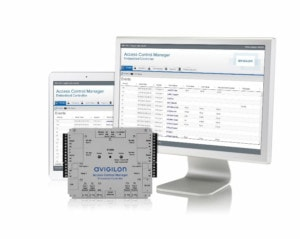 Cloud-based Access Control System on desktop and mobile device.