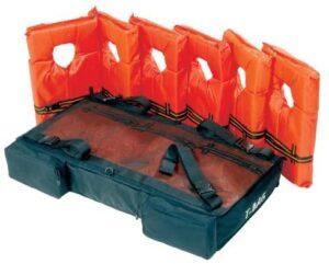 KwikTek T-Top PFD Storage Bag, Holds up to 6 PFDs