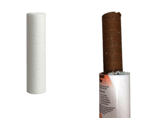 RO filter before and after