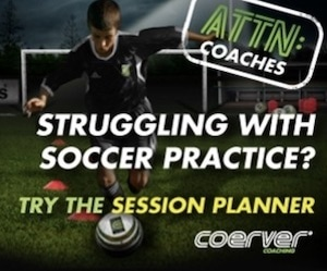 Coerver Practice Session Planner